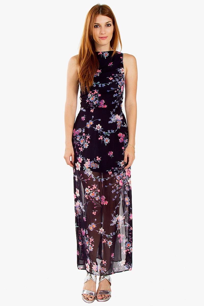 Women's maxi dresses are go-to garments for a boho look or wedding guest attire. Long tunics and wrap dresses are also perfect for day to day use. Floral .